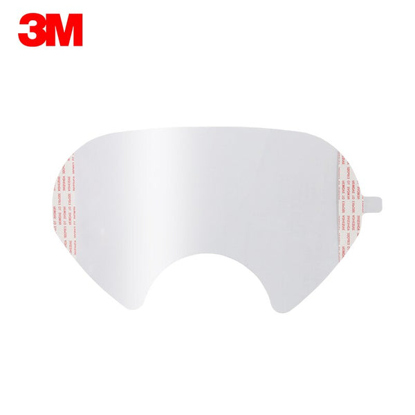 3M Reusable Respirator Full Facepiece Faceshield Stacked Cover 6800 Pellicola Salvaschermo 6885