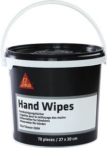 Sika Cleaner Hand Wipes 350 H 70pz Salviette per Pulizia