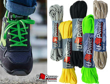 U POWER LACE FOR WORK SHOES 120 140 100 CM STRINGS LACES