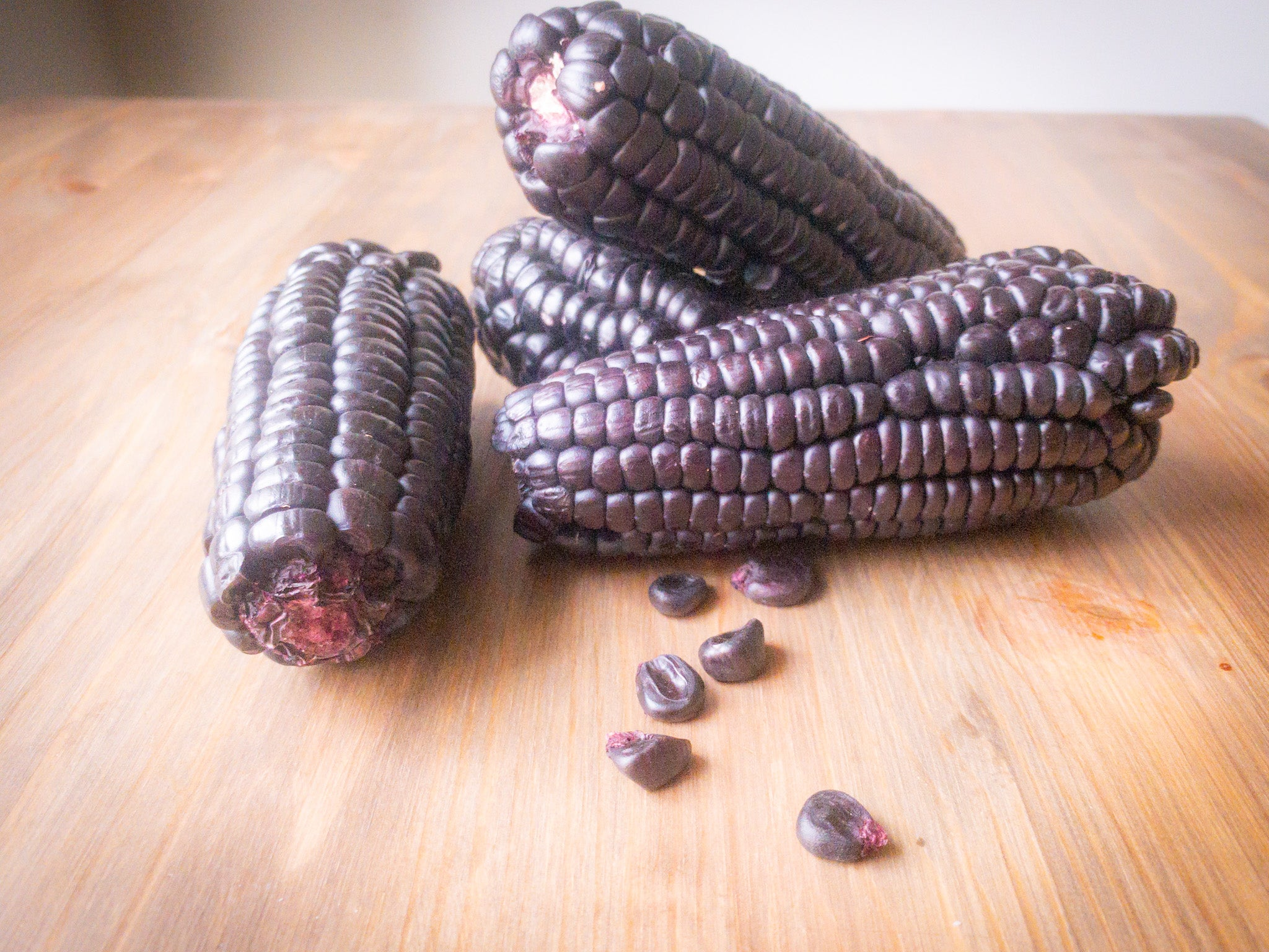 Peruvian Purple Corn