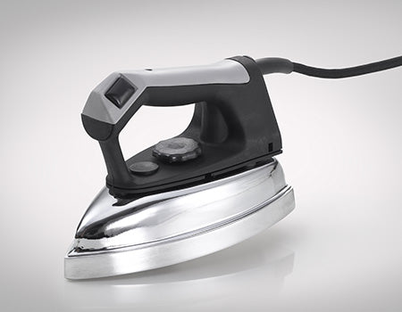 Steam electric irons