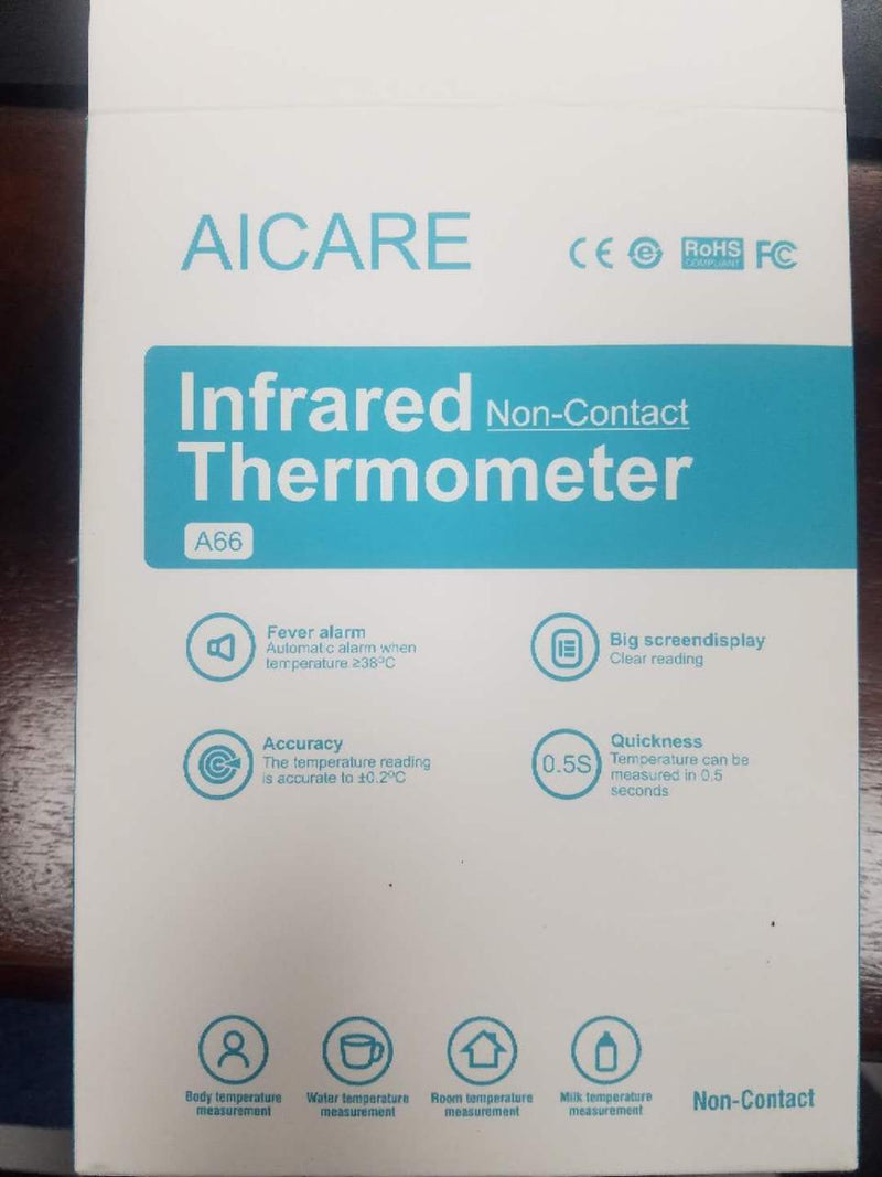 Infrared non contact thermometer