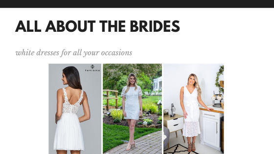 All About the Brides