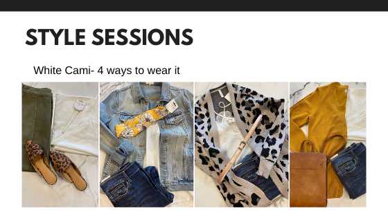 Style Session: Ways to Wear It