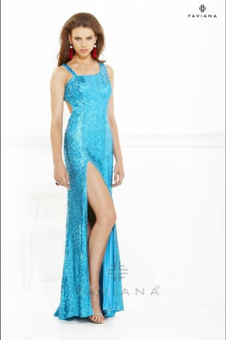 7ccdbe16948 The Hottest 2013 Faviana Prom Dresses are at RaeLynn s Boutique