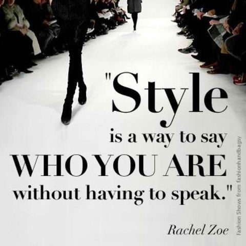 12 Of The Best Fashion Quotes From Famous Designers Raelynns Boutique