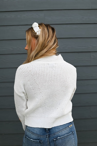 Cuddle Weather- Turtle Neck Sweater