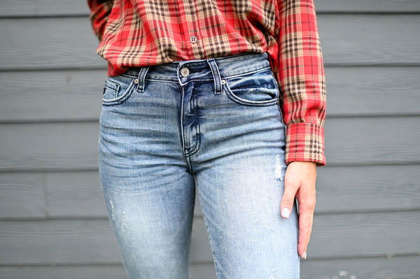 High Horse- Boyfriend Fit Jeans