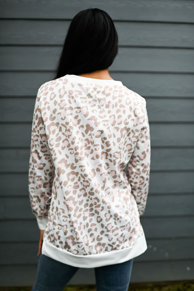 Out There- Leopard Long Sleeve