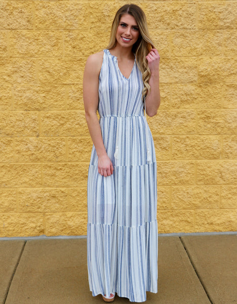 All Things- Maxi Dress