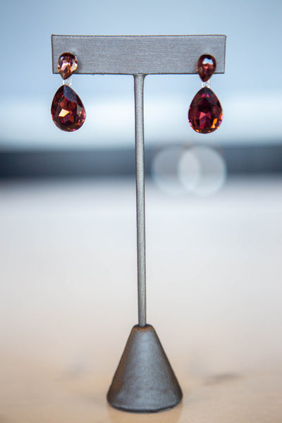 Posie- Mini Teardrop Dangle Earring