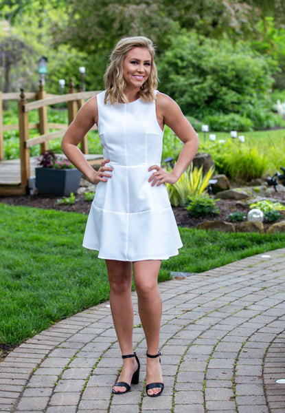 Simplicity- Fit and Flare Dress