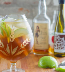 Fall Rum Punch