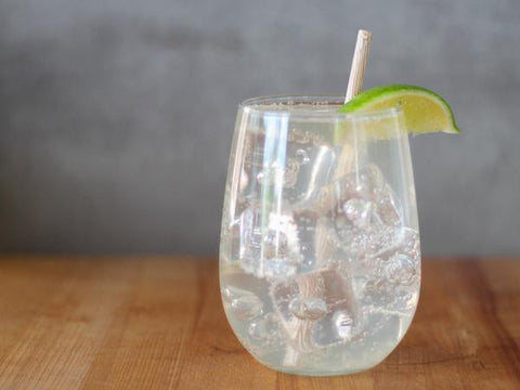 White Coconut Cooler Cocktail