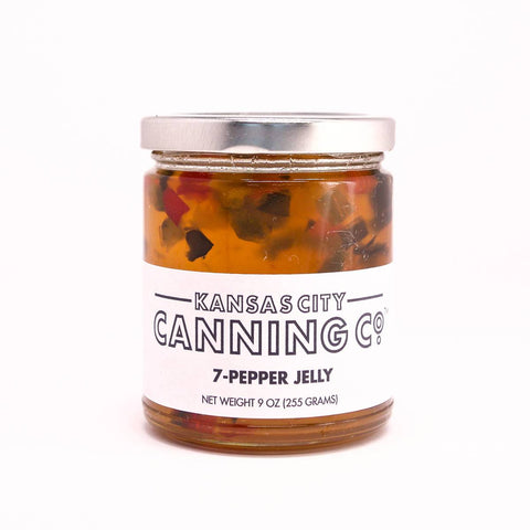 Kansas City Canning Co. 7-Pepper Jelly