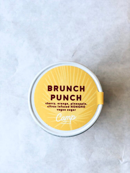 Craft Cocktail In a Jar Kit - Brunch Punch