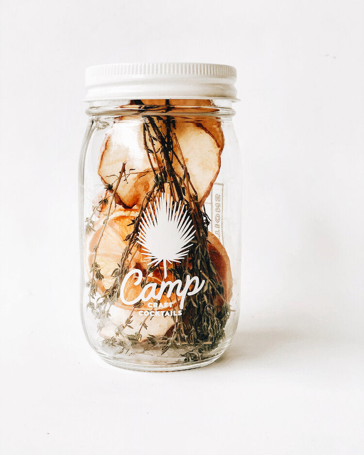 Craft Cocktail In a Jar Kit - Mountain Pass