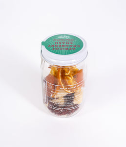 Craft Cocktail In a Jar Kit - Apricot Cranberry Smash