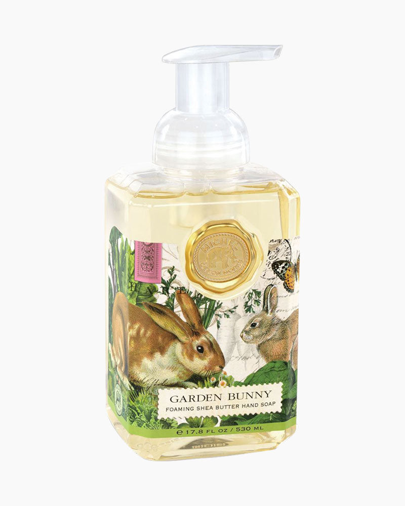 Foaming Hand Soap - Garden Bunny