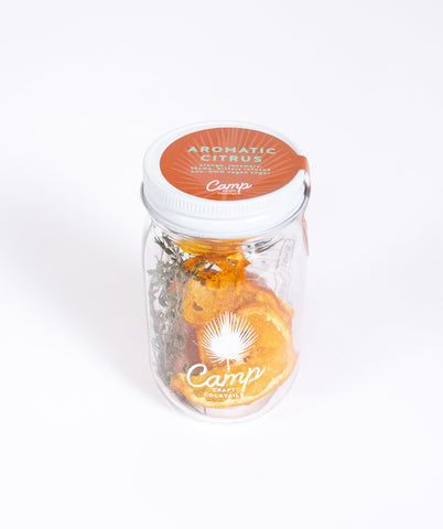 Craft Cocktail In a Jar Kit - Aromatic Citrus
