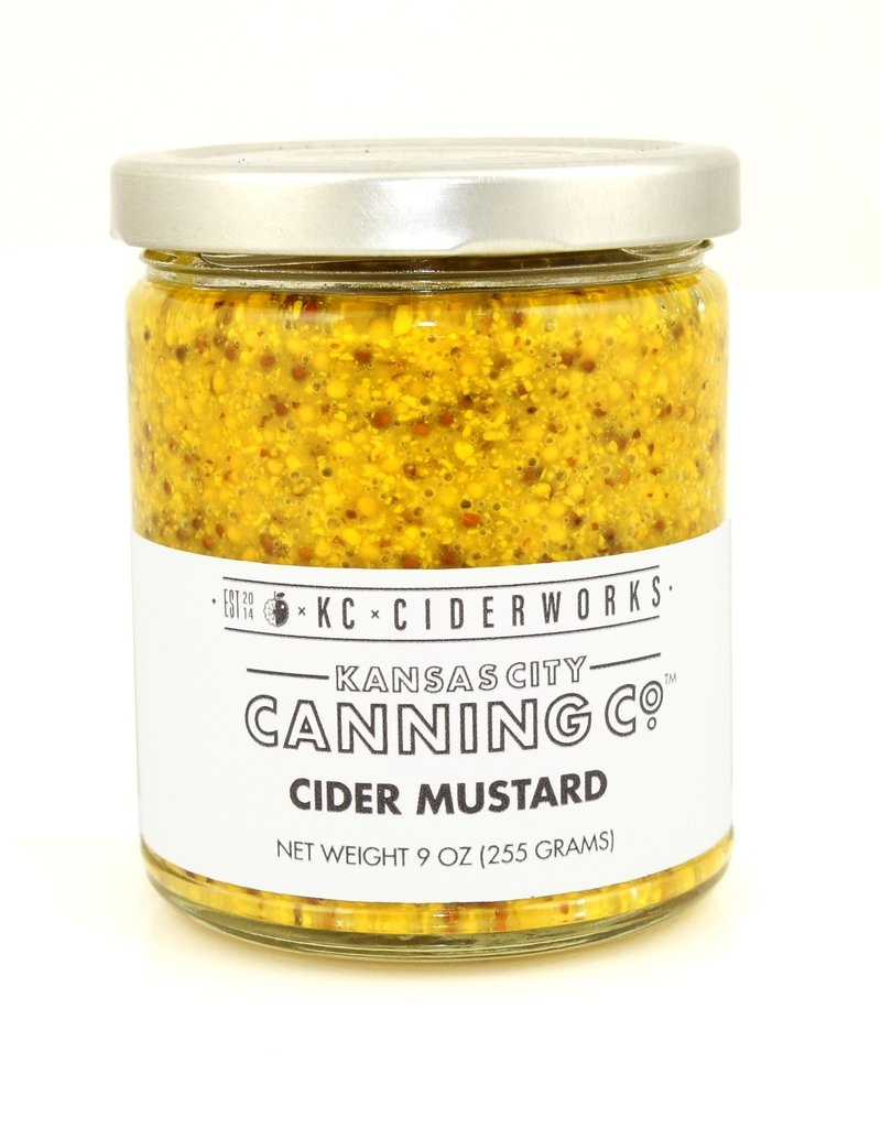 Kansas City Canning Co. Cider Mustard