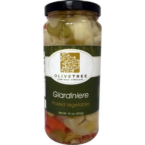 Olive Tree - Giardiniere Pickled Vegetables