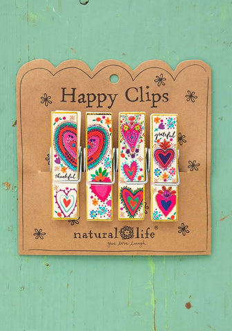 Happy Clips - Flower