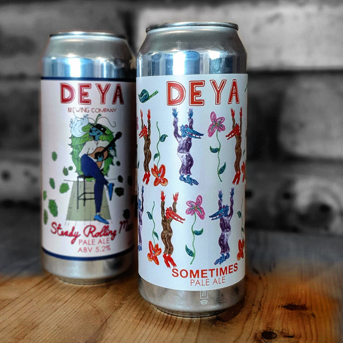 """Deya"" a different kind of brewery"