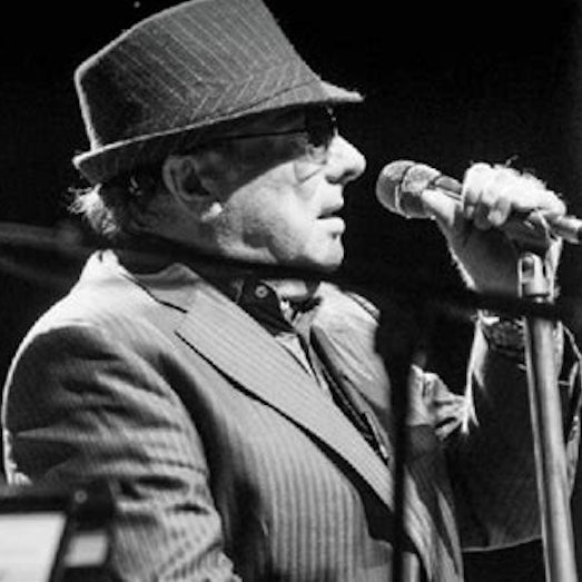 Rock stars and their dinners: Van Morrison