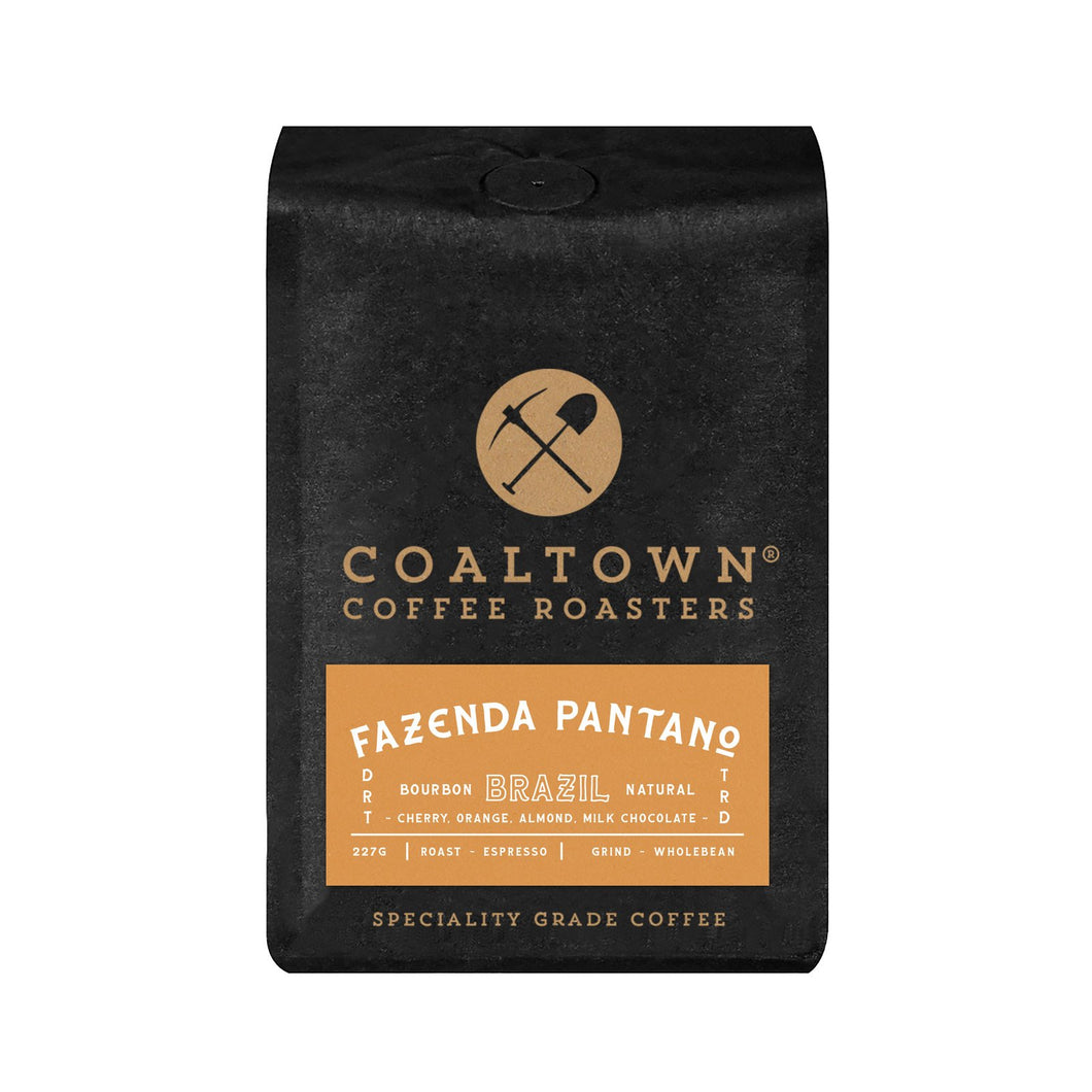 Fazenda Pantano Single Origin Espresso Coffee
