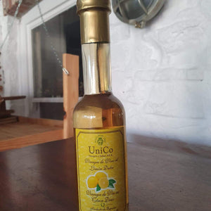 Citrus vinegar - lemon