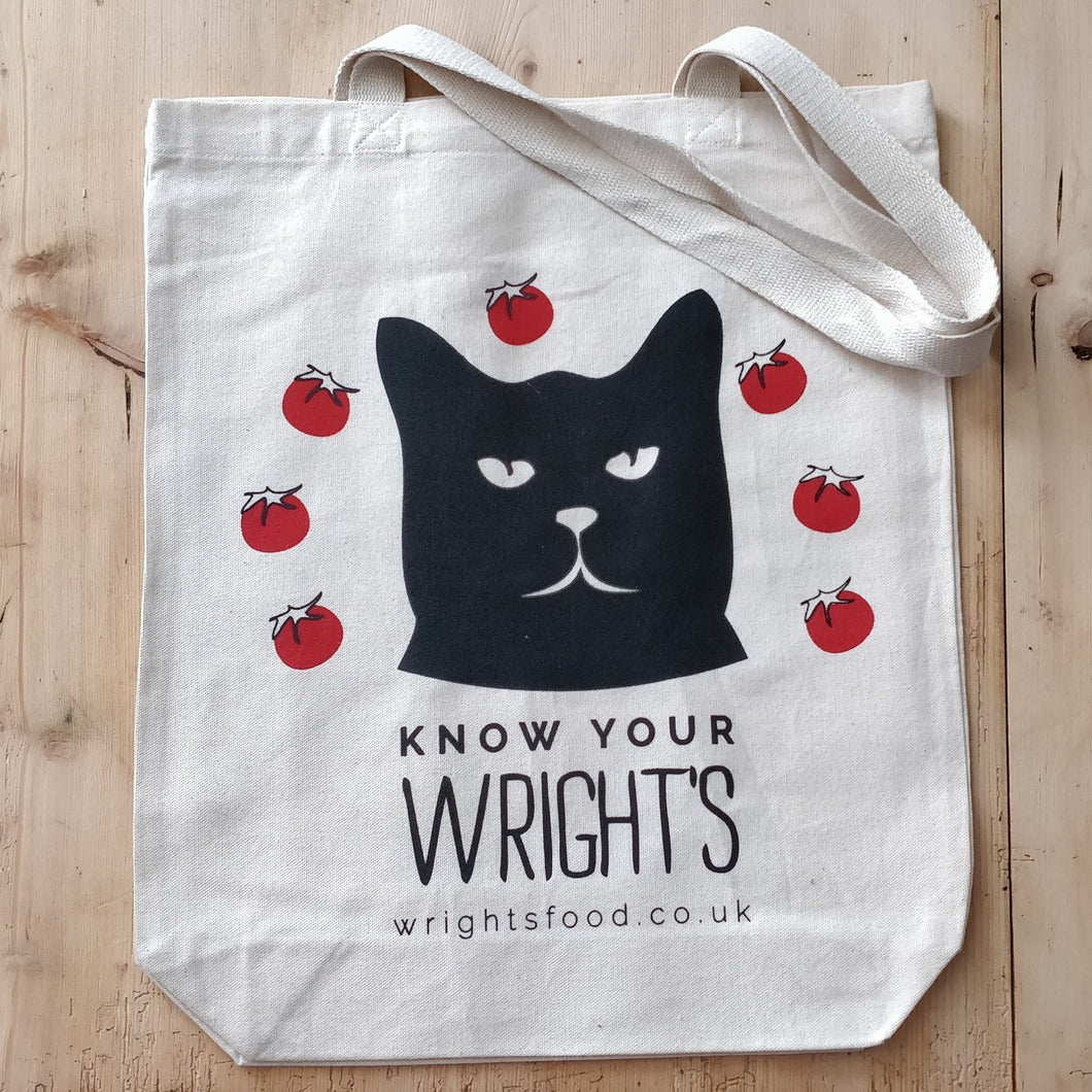 Wright's Tote Bag
