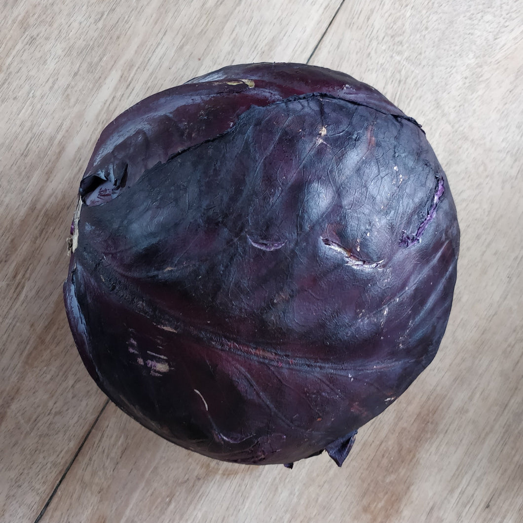 Red cabbage – each