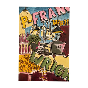 P-Franco collaboration illustration