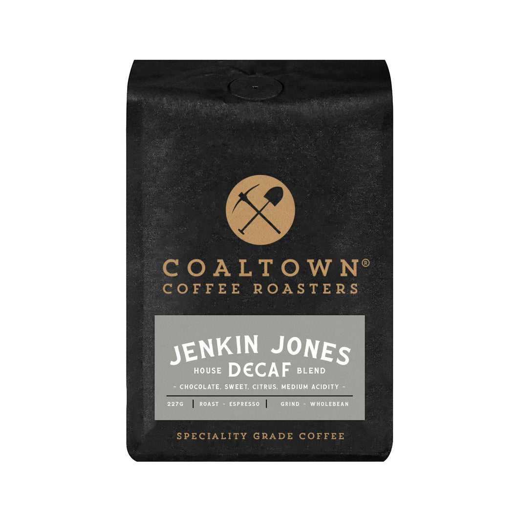 Jenkin Jones Decaf Coffee