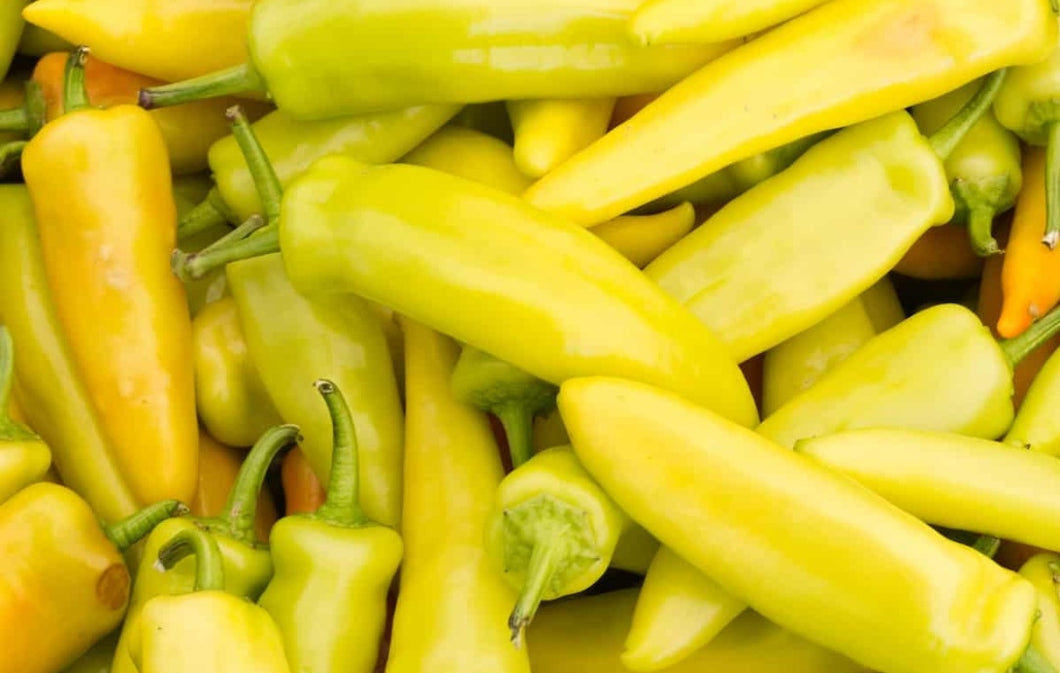 Yellow Chillis