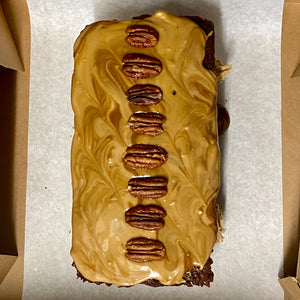 Coffee and Pecan Loaf — Whole