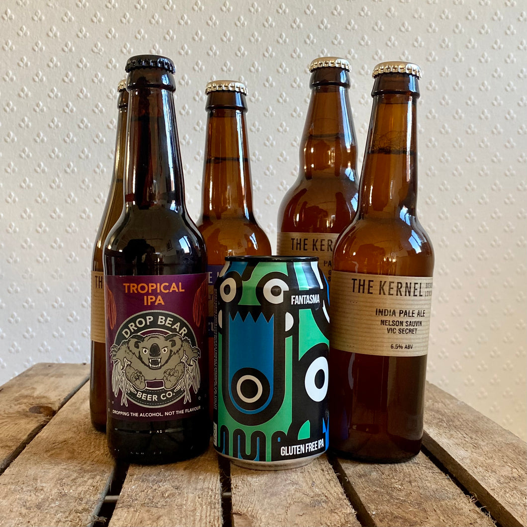 Six Craft Beers - Lucky Dip - Past Best Before