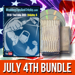 Weldmonger July 4th DVD TF Bundle
