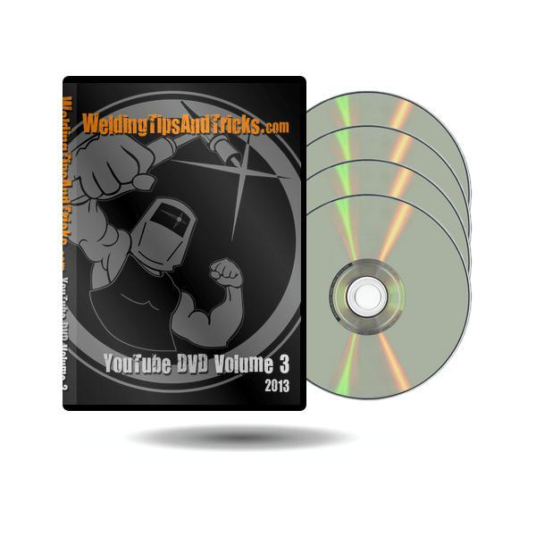 Welding DVD - Learn to Weld - How to Weld - Welding Tips & Tricks - Jody Collier