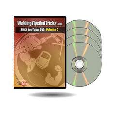 WT&T 2015 YouTube DVD-Weldmonger Store (USA)
