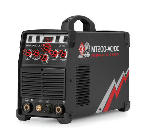* CK Worldwide TIG Welding System (MT200 AC/DC)