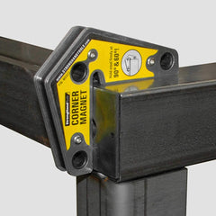 Strong Hand Tools - Magnetic Corner Squares (Twin Pack) 120°, 90° & 60° Angle Setting