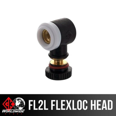 * CK Worldwide | FL2L FlexLoc™ Head - Gas Cooled or Water Cooled - Convert your FL250 into a FL230