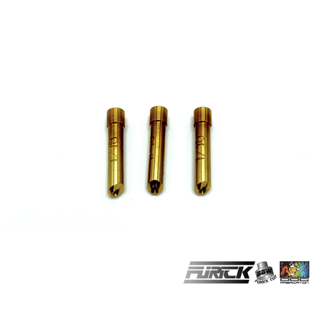 Furick 1/16 wedge collets (3 pack) for 17,18,26 style torches