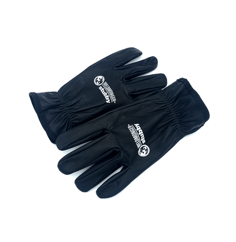 "Weldmonger® TIG Welding Gloves - Black ""Stubby®"""