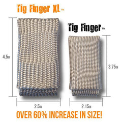 Tig Finger XL™ and Tig Finger Heatshield™ - Welding Tips & Tricks - The Weldmonger Store