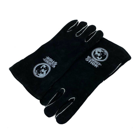 Weldmonger® Stick Welding Gloves (Black)