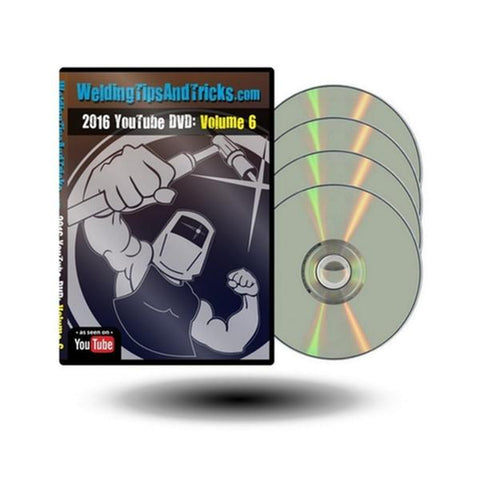 WT&T 2016 YouTube DVD