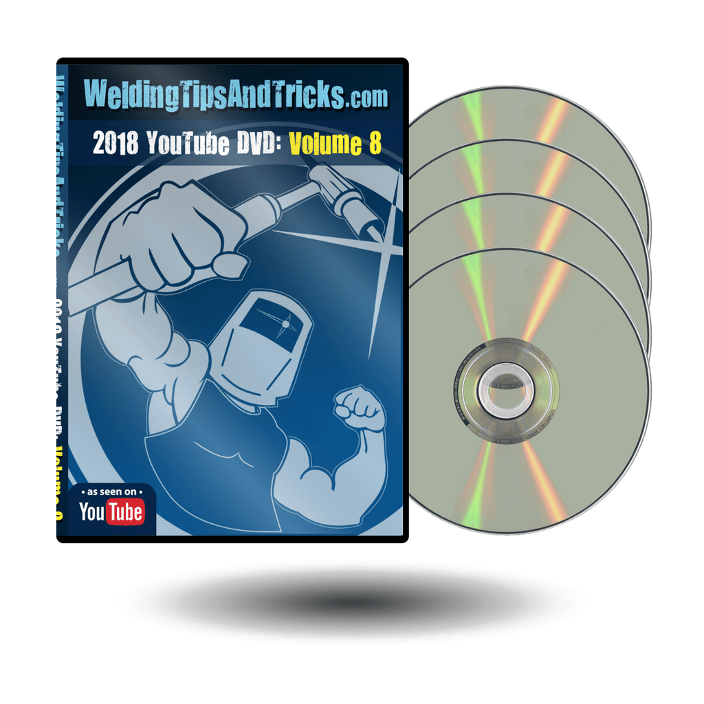 WT&T 2018 YouTube DVD-Weldmonger Store (USA)